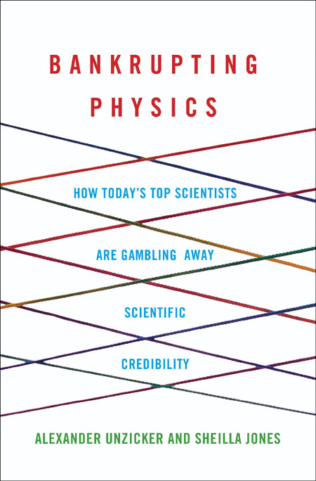 Cover: Bankrupting Physics